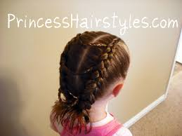 Disney Princess Hairstyles Hairstyles For Girls Princess Hairstyles