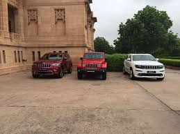 brown jeep grand cherokee 2017 jeep grand cherokee and wrangler unlimited india launch