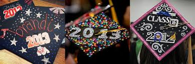 College Graduation Cap Decoration Ideas Custom Cap And Gown Best Gowns And Dresses Ideas U0026 Reviews