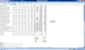water damage invoice mikey u0027s board