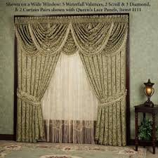 Jcpenney Silk Drapes by 100 Jc Penney Curtains Valances Window Waverly Kitchen
