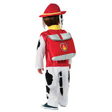 party city halloween costumes toronto paw patrol marshall toddler child costume buycostumes com