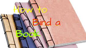 how to print and bind your own paperback book bookmaking how to bind a book or homemade book book rebinding or bookbinding