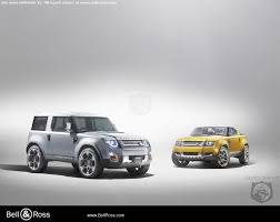 new land rover defender concept car wars battle of the badass land rover defender vs mercedes