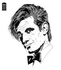 doctor who matt smith by bigdoo on deviantart
