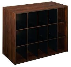 Yarn Storage Cabinets Yarn Storage Cabinets 4 Cubby Bookcase Espresso Dimensions