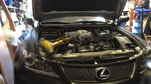 lexus isf modifications lexus isf greddy supercharger short clip youtube