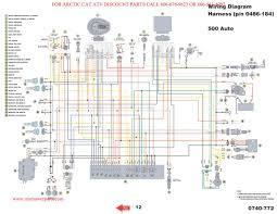 arctic cat wiring diagram with blueprint 5526 linkinx com