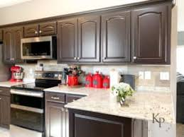 white kitchen countertops with brown cabinets brown cabinets espresso cabinets espresso painted