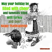 may i wish a bunch of you all happy thanksgiving from across the
