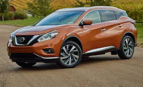 nissan murano vs ford escape 2015 nissan murano first drive u2013 review u2013 car and driver