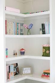 pottery barn kids corner bookcase 143 best shelving and bookcases images on pinterest shelving