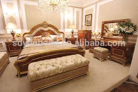 Classic Bedroom Sets 0062 Luxury Palace Furniture Home Used Bedroom Furniture Sets