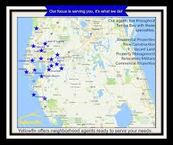 Riverview Florida Map by Locations Yellowfin Realty Commercial And Residential Florida