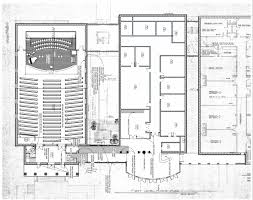 Church Fellowship Hall Floor Plans Additions U0026 Expansions Church Interiors Inc
