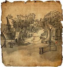 bal foyen treasure map treasure maps elder scrolls guides