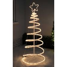 Spiral Light Christmas Tree Outdoor by The Sequentially Flashing Christmas Tree Lights Home Decorating