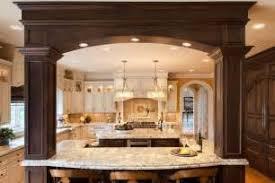 wonderful kitchen island with columns 0 island column ideas