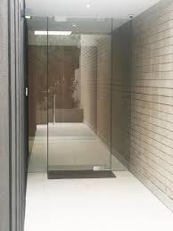 frameless glass doors melbourne glass walls and doors melbourne south eastern suburbs mornington