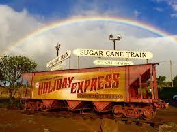 maui u0027s holiday express train is pure magic