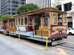 Cable Car Map San Francisco A Brief History Of Cable Cars In San Francisco