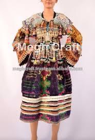tribal dress handmade balochi coins dress kuchi vintage tribal dress kohistani