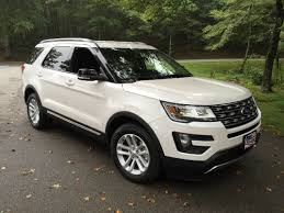 Ford Explorer 1990 - test drive ford gives 2016 explorer a face lift times free press