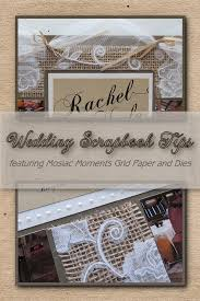 Wedding Scrapbook Page Scrapbook Page Ideas And Inspiration