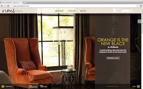 New Home Decor by The Editor At Large U003e New Home Décor Website Offers Designer
