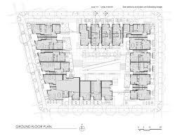 grand connaught rooms floor plan gallery of hunters view housing blocks 5 u0026 6 paulett taggart