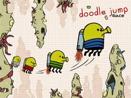 doodle jump developer doodle jump and doodle jump race android
