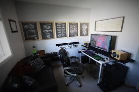 Sick Dorm Room Media Center Setup And Workstation New by My Triple 4k 40