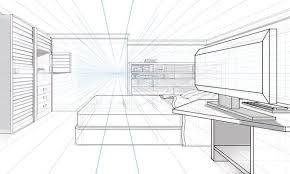 draw room how to draw background scenes of rooms houses for manga like