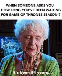 Game 7 Memes - brilliant game of thrones memes for people who can t wait til season