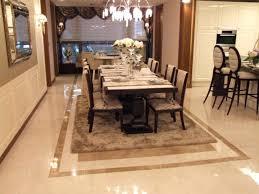 tile in dining room destin flooring black and white kitchen tiles design metal