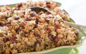 rice and cranberry with walnuts whole foods market