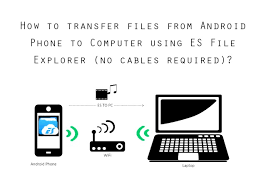 explorer for android phone how to transfer files from android phone to computer without