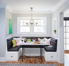 Best Breakfast Nooks Images On Pinterest Kitchen Ideas - Kitchen with breakfast table