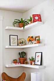 How To Decorate A Bookshelf 25 Unexpected Ways To Decorate With Plants Brit Co