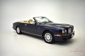2002 bentley azure exotic and classic car dealership
