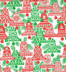 wrapping paper for christmas vintage christmas wrapping paper vintage 1960s christmas wrapping