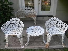 Antique Cast Iron Patio Furniture Wrought Iron Outdoor Furniture Melbourne Outdoor Furniture