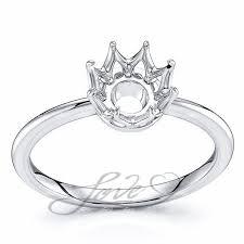engagement rings solitaire engagement rings cincinnati crown solitaire bridal ring
