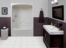 three piece bathtub mirolin empire 60 inch 3 piece acrylic tub and shower left hand