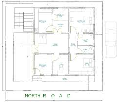 excellent north facing house plans in 30x40 site contemporary