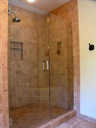 tiled shower ideas for bathrooms bathroom small curbless shower design pictures remodel decor