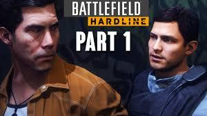 Seeking Episodes 1 Battlefield Hardline Walkthrough Part 1 Prologue Episode 1