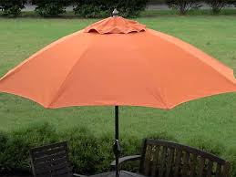Vinyl Patio Umbrella How To Sew A Patio Umbrella Sailrite