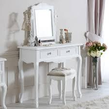 dressing tables french style cream ivory oak u0026 white melodymaison