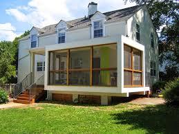 screened back porch designs home design ideas